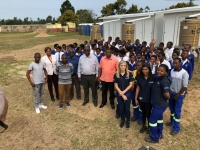 Waterless Sanitation Systems